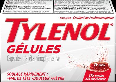 TYLENOL® Gélules