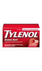 TYLENOL® Extra Fort Comprimés Facilit