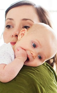 What can I do for teething baby?