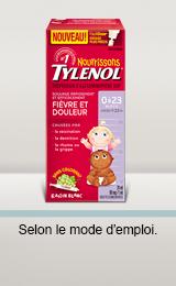 Gouttes TYLENOL® pour nourrissons