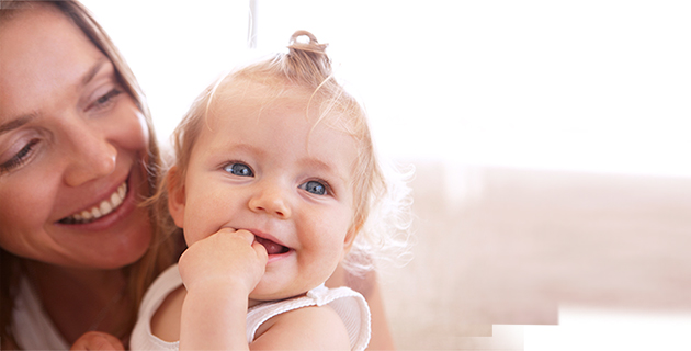 Welcoming Baby's First Teeth